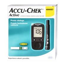 Glukometr, aparat, Accu-Chek Active