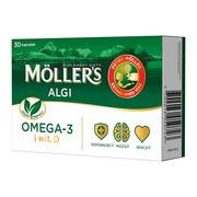Mollers Algi, kapsułki, 30 szt.