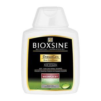 Bioxsine DermaGen For Women, szampon przeciw wypadaniu, włosy tłuste, 300 ml