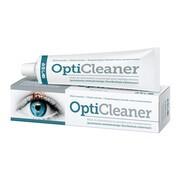 OptiCleaner, maść na powieki przy występowaniu jęczmienia zewnętrznego i gradówki, 15 g