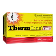 Olimp Therm Line Fast, tabletki powlekane, 60 szt.