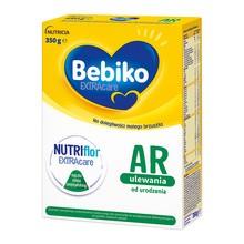 Bebiko AR przeciw ulewaniom, specjalistyczne mleko początkowe, 350 g