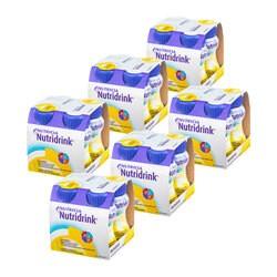 Zestaw 6x Nutridrink, smak waniliowy, płyn, 4 x 125 ml