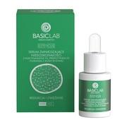 BasicLab Esteticus, serum zmniejszające niedoskonałości z niacynamidem 5%, 15 ml
