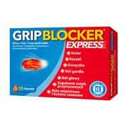 Gripblocker Express, kapsułki miękkie, 10 szt.