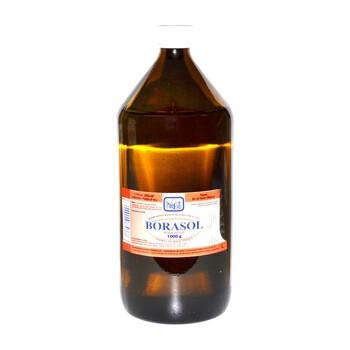 Borasol, 30 mg/g, roztwór na skórę, 1000 g