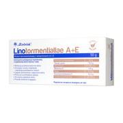 Linotormentiallae A+E, krem tormentiolowy z witaminami  A i E, 50 g