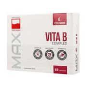 Max Vitaminum B Complex, tabletki, 60 szt. (50 szt.+10 szt.), Colfarm