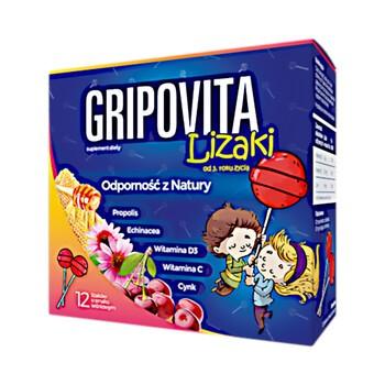 Gripovita Lizaki, 12 szt.