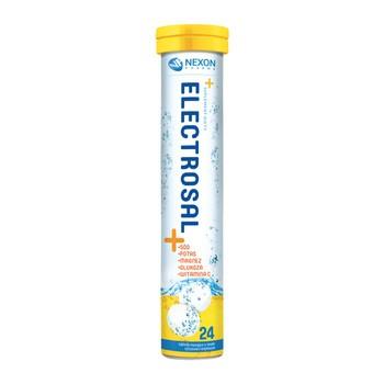 Electrosal, tabletki musujące, 24 szt.