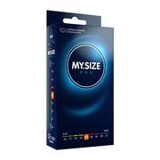 MY.SIZE Pro, prezerwatywy, 57 mm, 10 szt.