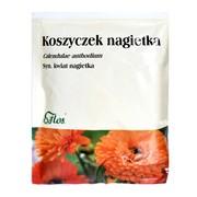 Koszyczek nagietka (syn. kwiat nagietka), zioło pojedyncze, 50 g (Flos)