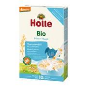Holle Bio Junior, kaszka-musli, wieloziarnista z corn flakes, 10 m+, 250 g