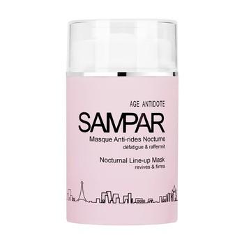 Sampar Nocturnal Line-up Mask, maska przeciwstarzeniowa na noc, 50 ml