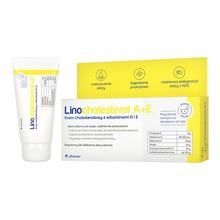 Linocholesterol A+E, krem cholesterolowy z witaminami A i E, 50 g