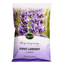 Kwiat lawendy, zioła do zaparzania, 50 g (Kawon)