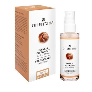 Orientana Bio, maska-esencja, śluz ślimaka, 50 ml