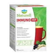 Naturell Immuno HOT, proszek w saszetkach, 10 g, 10 szt.