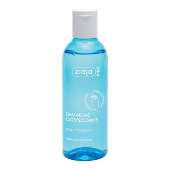 Ziaja Med Demakijaż Oczyszczanie, płyn micelarny, 200 ml