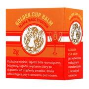 Golden Cup Balm, tajska maść tygrysia, 2 g