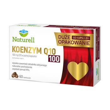 Naturell Koenzym Q10 100, kaps., 60 szt