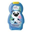 DOZ Daily, szampon i żel do mycia, guma balonowa, 250 ml