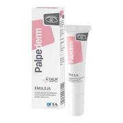 Palpederm, emulsja do specjalistycznej pielęgnacji i ochrony podrażnionej skóry powiek i okolic oczu,15 ml