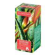 Aloesove, Serum do twarzy, 30 ml