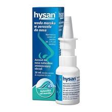 Hysan woda morska, aerozol do nosa, 20 ml