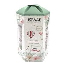 Zestaw Promocyjny Jowae, lekki krem wygładzający zmarszczki, 40 ml + kojące mleczko do demakijażu, 200 ml GRATIS