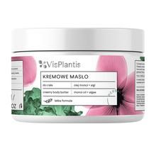 Vis Plantis, kremowe masło do ciała, nawilżające, olejek monoi + algi, 250 ml