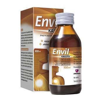 Envil Kaszel, (30 mg/5 ml), syrop, 100 ml