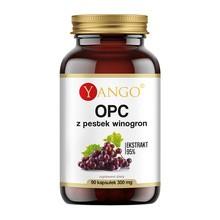 OPC z pestek winogron, kapsułki, 90 szt.