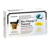 Bio-Omega 3 Natural, kapsułki, 60 szt.