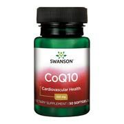 Koenzym Q10,100 mg, kapsułki, 50 szt. (Swanson)