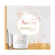 Zestaw Promocyjny Avene Eau Thermale DermAbsolu,  krem przywracający komfort skóry na noc, 40 ml + odmładzający krem pod oczy, 15 ml