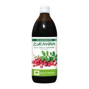 Żurawina, sok z żurawiny, 500 ml