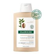 Klorane, szampon z organicznym masłem Cupuacu, 200 ml