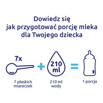 Bebiko 2, mleko następne, proszek, 350 g
