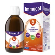 Immucol 6, syrop, 200 ml