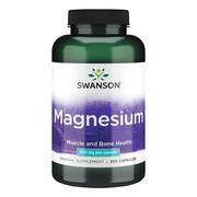 Swanson Tlenek magnezu, kapsułki, 250 szt.