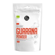 Diet-Food, Bio guarana, proszek, 100 g