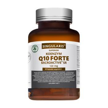 Singularis Koenzym Q10 Forte Microactive SR, 120 mg, kapsułki, 60 szt.
