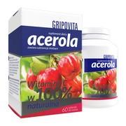 Acerola Gripovita, tabletki do ssania, 60 szt.