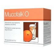 Mucofalk O, (3,25 g/5g), granulat do sporządzania zawiesiny doustnej, 20 saszetek