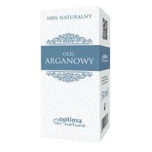 Optima Natura, naturalny olej arganowy, 50 ml