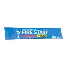 Olimp Fire Start Energy Gel + BCAA, żel w saszetkach, 36 g, smak zielone jabłko, 1 szt.