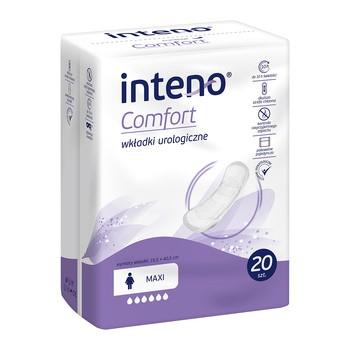 Inteno Comfort Wkładki urologiczne, Maxi, 20 szt.