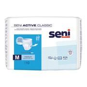 Seni Active Classic, majtki chłonne, medium, 10 szt.