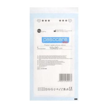 Pasocare Med, plaster, opatrunek jałowy, 10 cm x 20 cm, 1 szt.